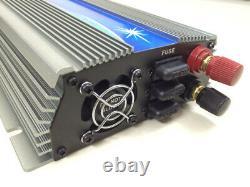 1000W MPPT DC22-45V to AC110V Pure Sine Wave Inverter For Wind Turbine Generator