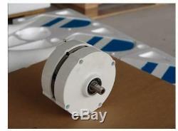 12V/24V 100-400W Permanent Magnet Alternator Generator Wind Turbine Generator