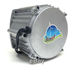 12V DC Max 2500 W WindZilla Permanent Magnet Wind Turbine Generator PMA FaceMT