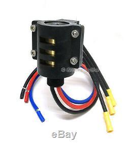 1800 W WindZilla PMA 12V AC 6Blade Wind Turbine Generator+ Hub+Slip Ring+Charger