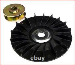 3000 Watts PMA DC1248AC Dual Wide Permanent Alternator Generator Engine / Hydro