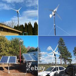 400W 3 Blades 12V Wind Turbine Horizontal Generator / Controller Kit