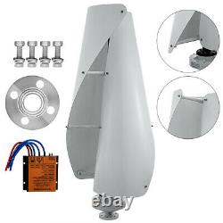 400w 12v Helix maglev Axis Vertical Wind Turbine Wind Generator & Controller USA
