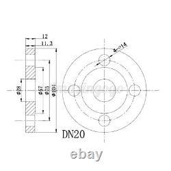 5 Blades 12/24/48V 2000W Wind Turbines Generator Horizontal Charge