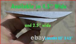 5 blades Aluminum Wind turbine Seeker Southwest 501 505 VAWT vertical 58X4.5 U