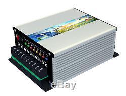800 W 12 V AC Wind Turbine Generator 3 Blarge + Hybrid Controller