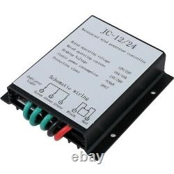 8000W Wind Turbine Generator Unit DC 12V Charger Controller Home Power Energy