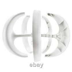 800W DC 24V Lanterns Wind Turbine Generator Clean Energy Home RV Boat Vertical A
