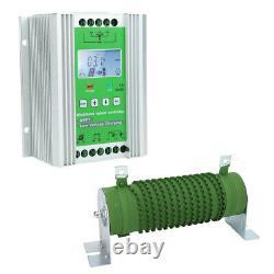 800W MPPT Wind Solar Turbine Generator Charger Controller 12V/24V