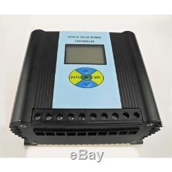 ALEKO 24V Hybrid Charge Controller For Solar Panels/Wind Turbine Generators