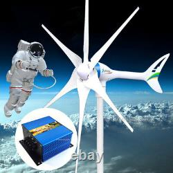 Apollo 550W-1000W Wind Turbine Generator 12V-24V 3-6 Blades+Controller+Dump Load