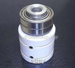 Apollo MAX 800 W 12V AC Magnet Wind Turbine Generator 6 Blade +Hybrid Controller