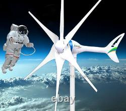 Apollo MAX 800 W Watt 12 V DC Magnet PMA Wind Turbine Generator 6Blade+Rectifier