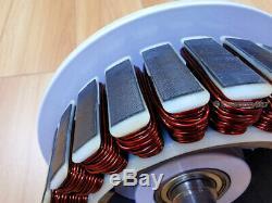 Apollo True Power 3000W AC 12V/24V Magnet PMA Wind Turbine Generator Micro Hydro