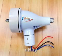 Apollo True Power 5000W AC 12V /24V Magnet PMA Wind Turbine Generator