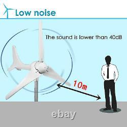 Automaxx Windmill 600W (12V / 24V) (50A / 25A) Wind Turbine Generator kit. MPPT