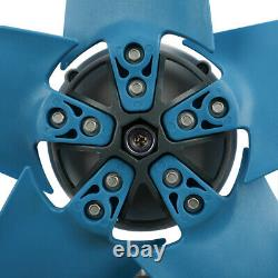 DC 12V 5 Blades Wind Turbine Generator Kit 5000W with Charge Controller