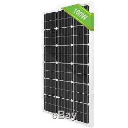 ECO 900W Hybrid Kit 400W Wind Turbine Generator & 5 pcs 100W Solar Panel