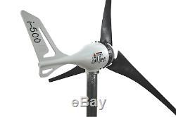 I-500 Plus, 12V, 24V, Windgenerator, Windturbine, Windkraftanlage IstaBreeze