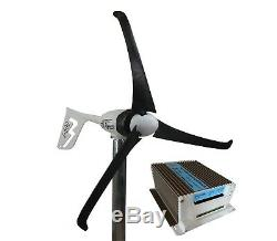 L-500 Windgenerator, Hybrid Laderegler Solar Modul, IstaBreeze, Windturbine