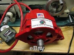 Low Wind Turbine Generator Permanent Magnet Alternator Hurricane Cat IV-I PMA