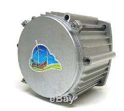 Max 2500 W WindZilla 12 V AC Permanent Magnet Wind Turbine Generator PMA FaceMT