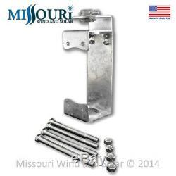 Missouri Freedom 24 Volt 1600 Watts Max 5 Blade Wind Turbine Generator