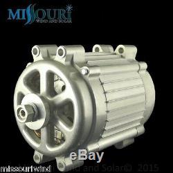 Missouri Freedom II PMG 24 Volt Wind Turbine Permanent Magnet Generator PMA