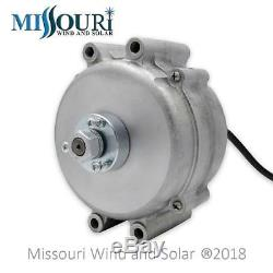 Missouri Wind Raptor G5 12 Volt 5 Blade Freedom 3 Sealed Wind Turbine Generator