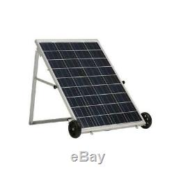 Nature's Generator Wind Turbine & Solar Power 1800 Watt Portable Generator Set