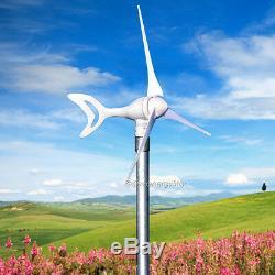 Phoenix Max 400 Watt 12 V DC 3 Blade Wind Turbine Generator System New