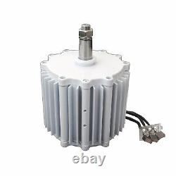 Ramsond Wind Turbine Generator 1000 Watts 24V (48 Volts w charge controller)