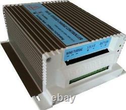 Set i-500W 24V Windgenerator + Hybrid Charge Controller iSTA-BREEZE