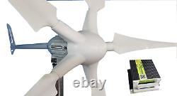 Set i-700W 48V Windgenerator + 850W 48V Hybrid Charge Controller iSTA-BREEZE