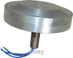 WINDPMG400 12V/24V/48V LowRPM Permanent Magnet Wind Turbine Generator Alternator