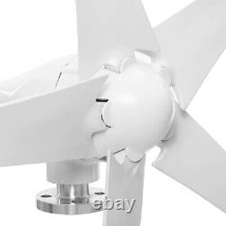 Wind Power Generator Turbine 9000w 12v Green Energy 5 24v 48v Home Charger 2021