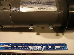 Wind Turbine Generator 3.8hp Ametek Permanent Magnet DC Generator Motor Pmg Pma