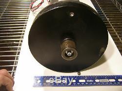 Wind Turbine Generator 4.25hp Ametek Permanent Magnet DC Generator Motor Pmg Pma