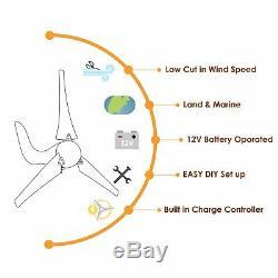 Windmill (DB-400) 400W 12V Wind Turbine Generator kit