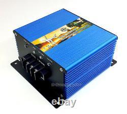 1.8kw 24 V Ac 6 Lame Éolienne Générateur Avec Contrôleur De Charge