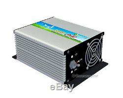 12/24 V 500w Max 1000 W Diversion Dump Charge Pour Éolienne Générateur Nouveau