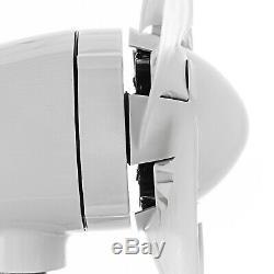 1200w Wind Turbine Du Générateur Unité 5 Lames DC 12v Avec Contrôleur De Charge D'alimentation