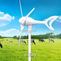 1500 W Watt 12 V DC 3 Lames Éolienne Système Générateur