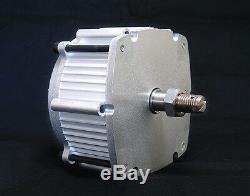 1600w Windzilla 12 V Ac Permanent Magnet Générateur Éolienne Moteur Pro Pma