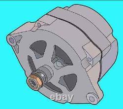 1645 Watt Supercore Sc Pma 24 VDC Éolienne Générateur D'aimant Permanent R