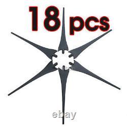 18 X 62 Pales De Générateur D'éoliennes Pour Moteur Ametek