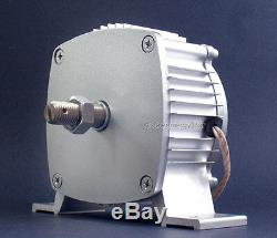 1800 W Windzilla Pma 12 V Ac 6 Lame Éolienne Générateur + Contrôleur De Charge