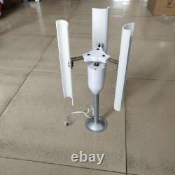 20w Vertical Axis Wind Power Turbine Experiment Permanent Magnet Generator Accueil