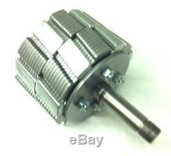 3000 Watts Pma Dc1212ac Double Large Permanent De L'alternateur Générateur Moteur / Hydro