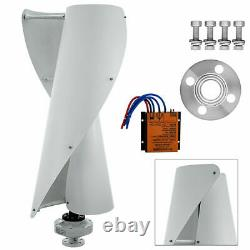 400w 12v Helix Maglev Axis Vertical Wind Turbine Windmill